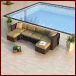 Patio Furniture 6 Piece