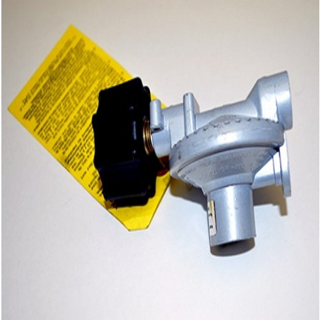 LP Gas Pressure Regulator
