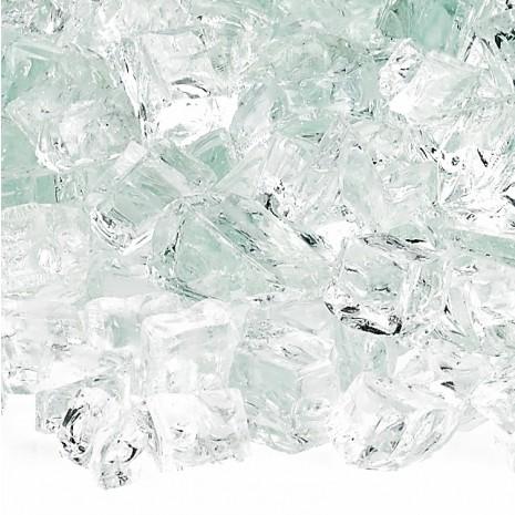 Fire Glass Classic Clear 1/4''