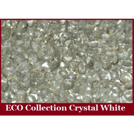 ECO-Glass Crystal White 1/4''