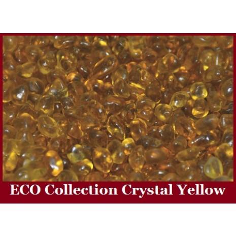 ECo-Glass Crystal Yellow 1/4''