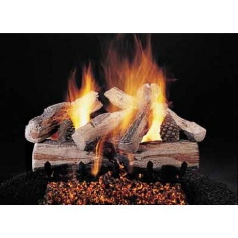 Evening Cross Fire Log Set 30''