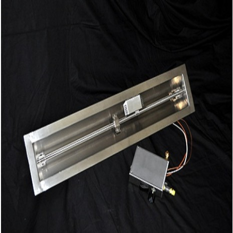 Burner Kits V Trough Spark Ignition 24''
