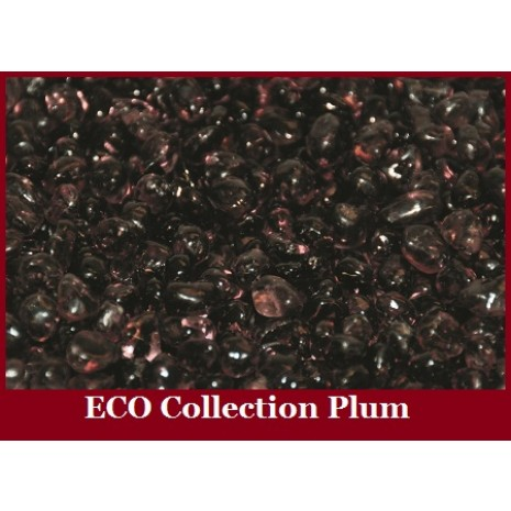 ECO-Glass Plum 1/4''