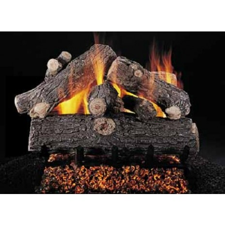 Prestige Oak Fire Log Set 36''