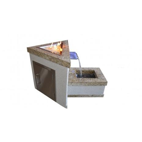 Corner Fire Feature