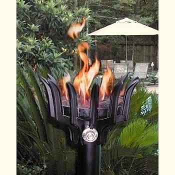 Gas Tiki Torches