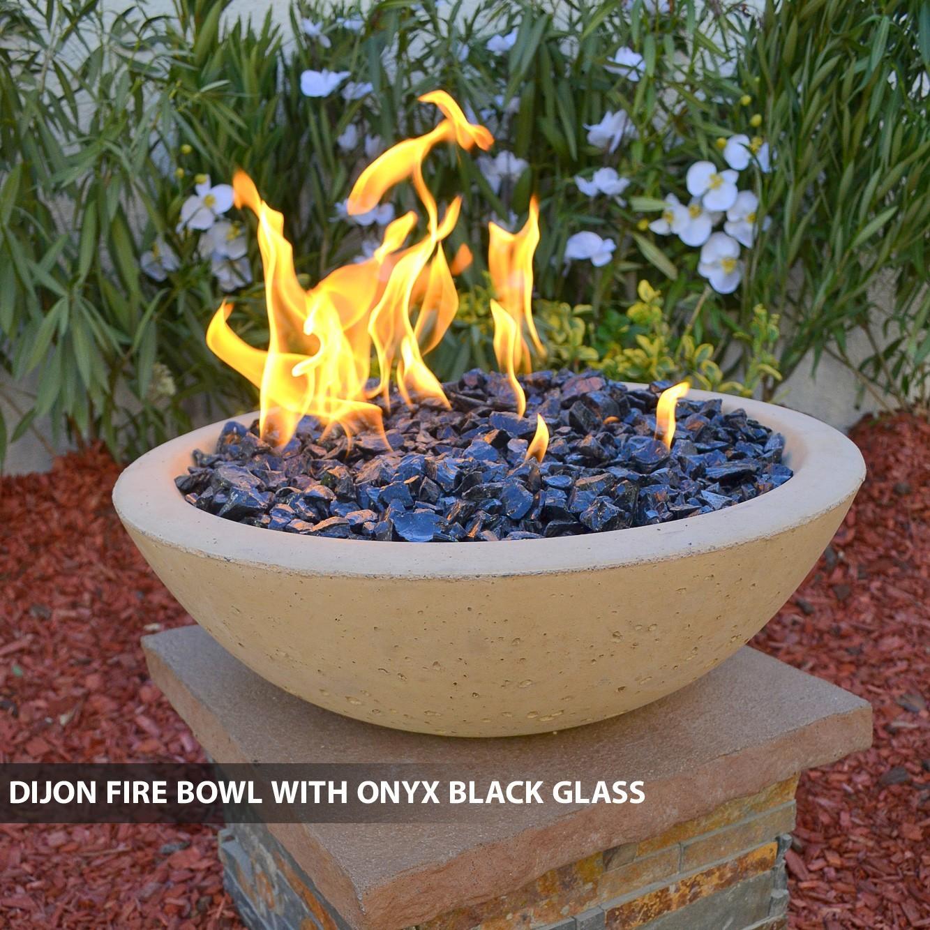 Concrete Fire Bowls Round 48 Quot