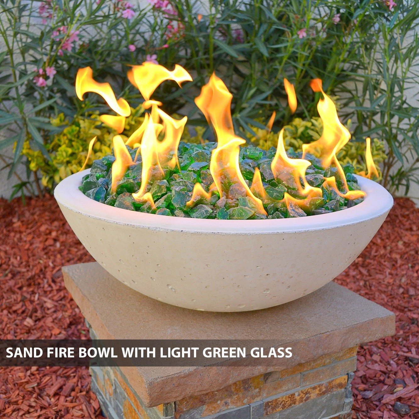 concrete fire bowls round 48