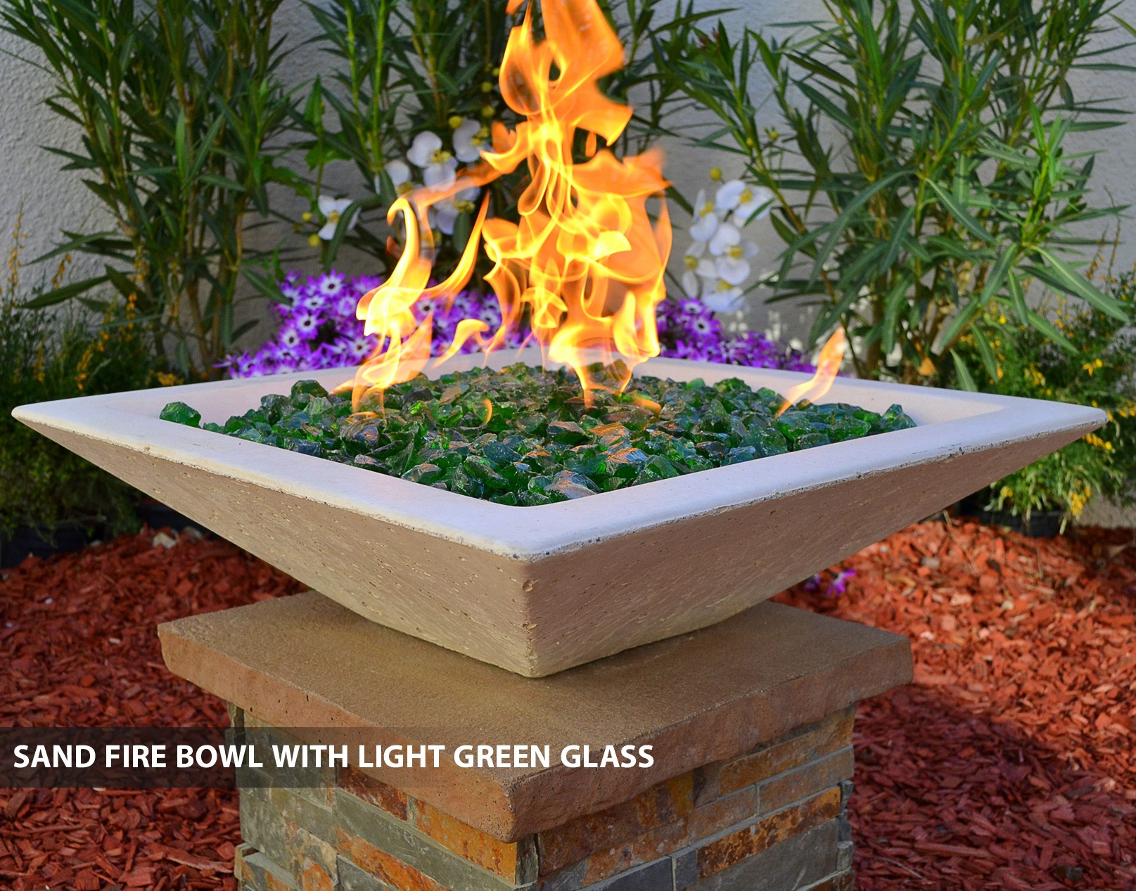 Pictures Of Backyard Fire Pits