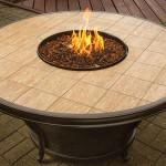 """48"""" Fire Table. Agio Conquest"""