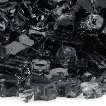 Fire Glass Classic Black 1/2''