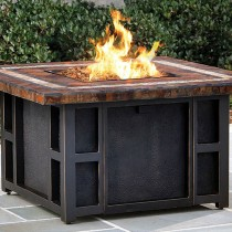 """44"""" Fire Table. Agio Springfield"""