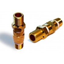 Propane Tank Brass Air Mixer