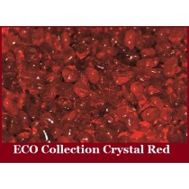 ECO-Glass Crystal Red 1/4''