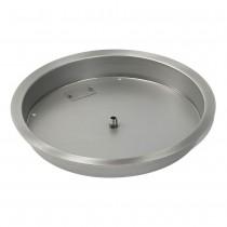 "19"" Drop In Burner Pan. ROUND"