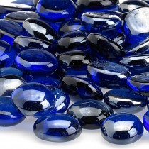 Fire Beads Royal Blue Luster