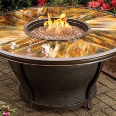 "48"" Fire Table. Agio Moonlight"