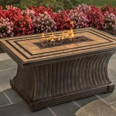 "52"" Fire Table. Agio Tuscan"