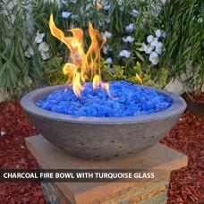 "Concrete Fire Bowls Round 27"""