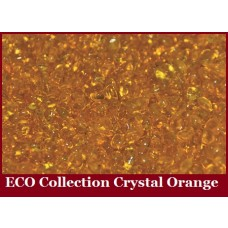 ECO-Glass Crystal Orange 1/4''