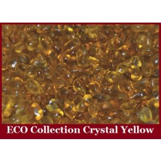 ECo-Glass Crystal Yellow 1/4''