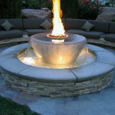 360 Fire and Water Feature