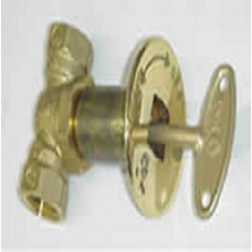 Manual Ball Valve Kit 1/2 With Key