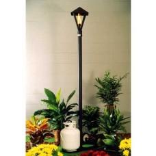 Portable Tiki Torches Lantern Style