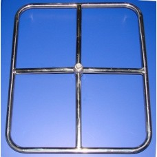 Rectangle Fire Ring 24''