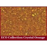 ECO-Glass Crystal Orange 1/4''