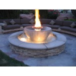 Fire Bowl Fountain