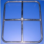 Rectangle Fire Ring 18''