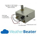 Remote Control Fire Module Flame Master HC
